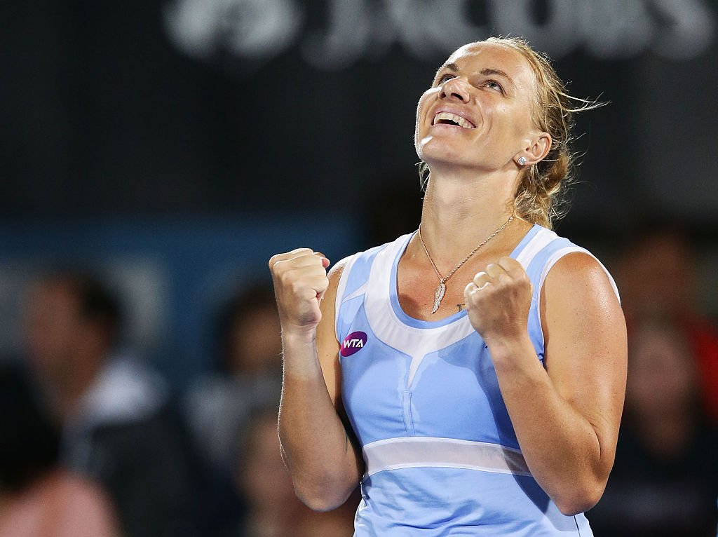 Украинская теннисистка Свитолина одержала победу наAustralian Open