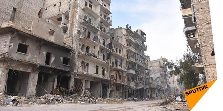 #Damas ratifie le plan de redressement d'#Alep  http:// sptnkne.ws/dkym  &nbsp;   #Syrie #Russie <br>http://pic.twitter.com/Ws8yGR9VYp