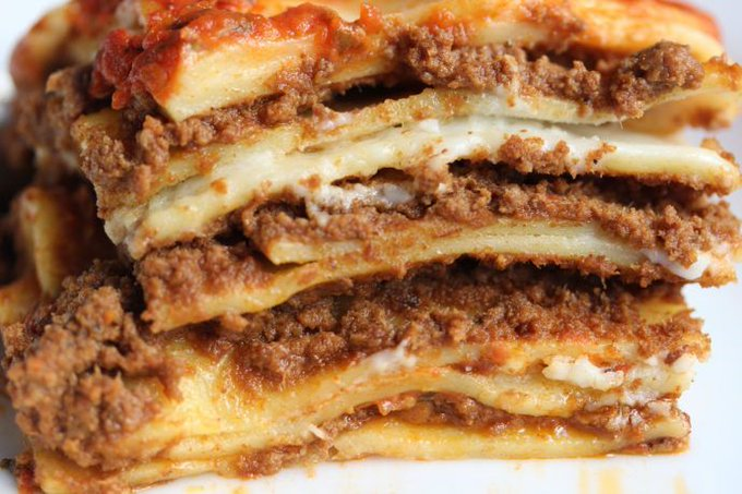 The Only Italian Lasagna Recipe You'll Ever Need