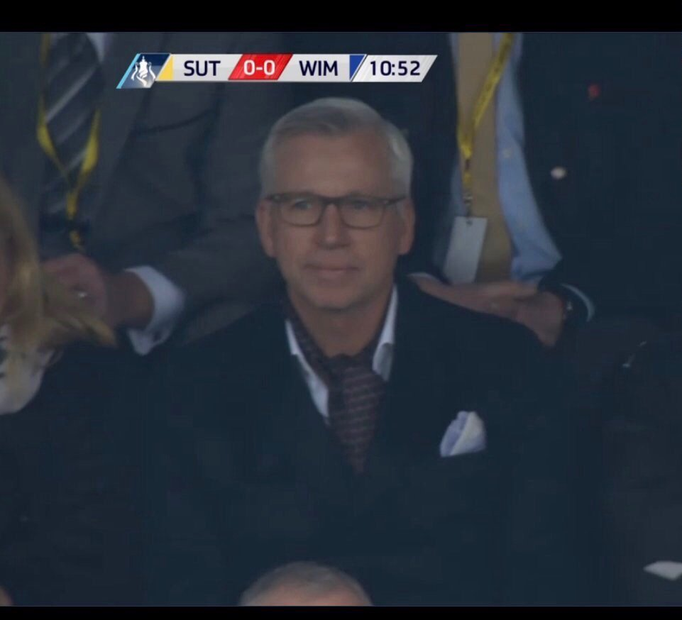 Image result for Alan Pardew cravat