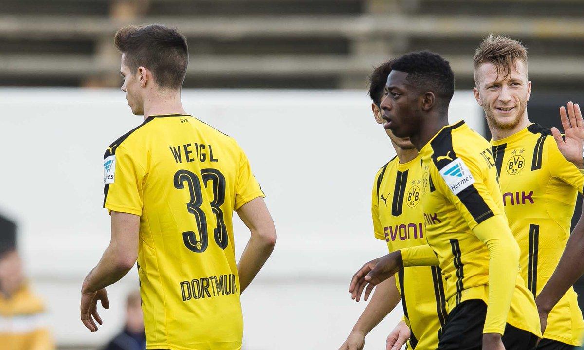 Video: PSV vs Borussia Dortmund