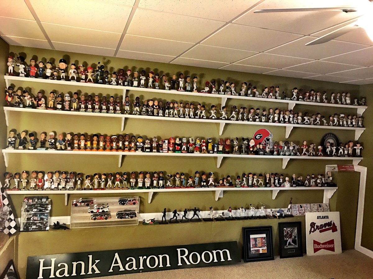 @Braves Here is my collection #NationalBobbleheadDay https://t.co/tQqYSekV2d