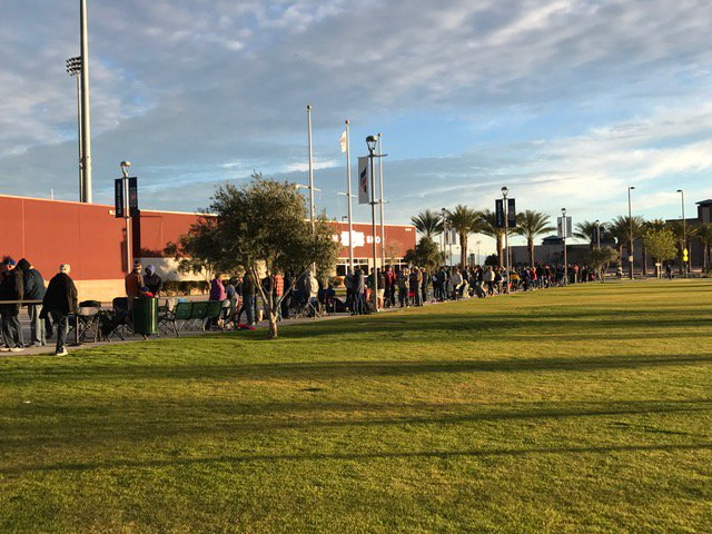 When #SpringTraining tickets are on sale. ☀️ https://t.co/OtywQtQh4n h...