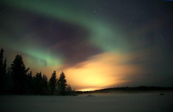 #northern lights #Auroraborealis #new years eve #kuusamo #Finland #suomi<br>http://pic.twitter.com/JkWF1ylllb