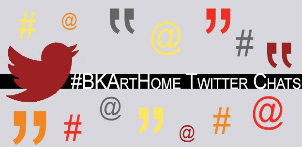 It's a new year & we've got plenty to discuss. #BKArtHome RETURNS Wed. 1/11 12:30-1:30p ET. We're asking artists how they build art homes... https://t.co/CssHrm7o4R