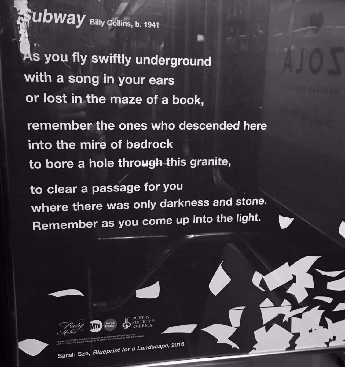 Alex atzberger on twitter inspiration nyc subway poem remember alex atzberger on twitter inspiration nyc subway poem remember the ones that clear a passage for you grateful to entrepreneursbuilders keithjkrach malvernweather Image collections