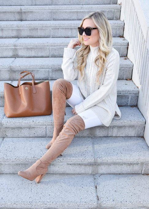 Winter Whites with Nordstrom