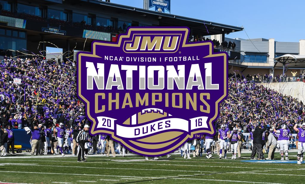 DUKES WIN!!! NATIONAL CHAMPS!!! #GoDukes #JMU #FCSChamp #FCSChamps https://t.co/8qHW6b2J0e