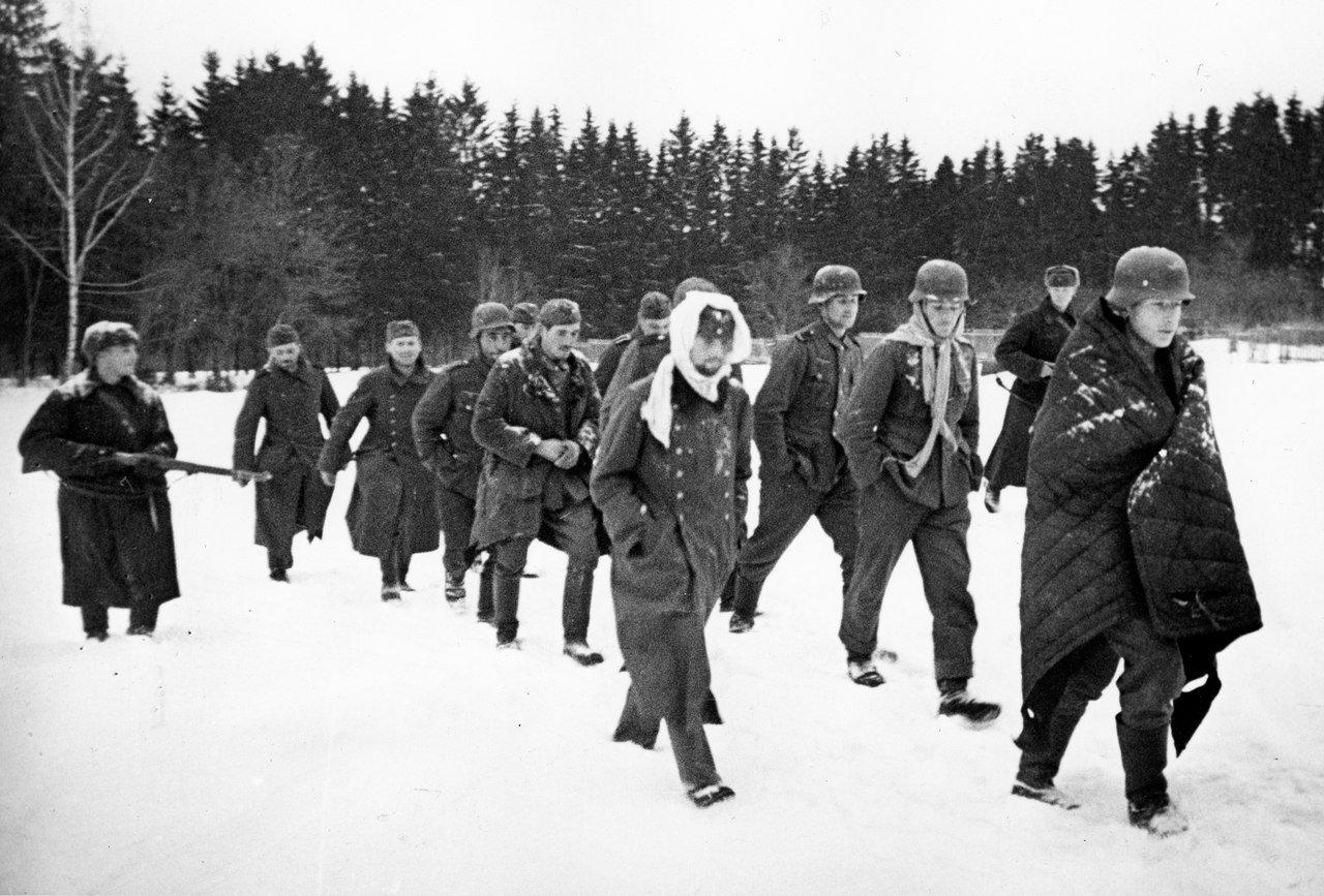Австралийский историк: отступление немцев под Москвой - это победа вермахта
