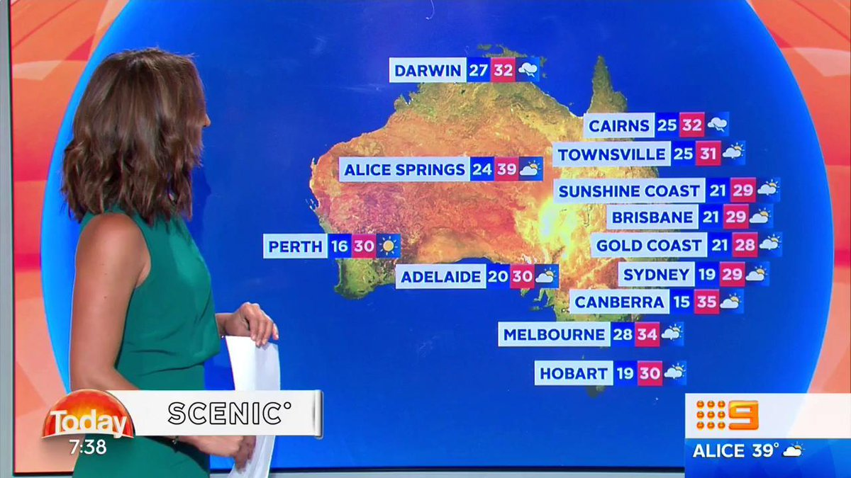 9news Weather App