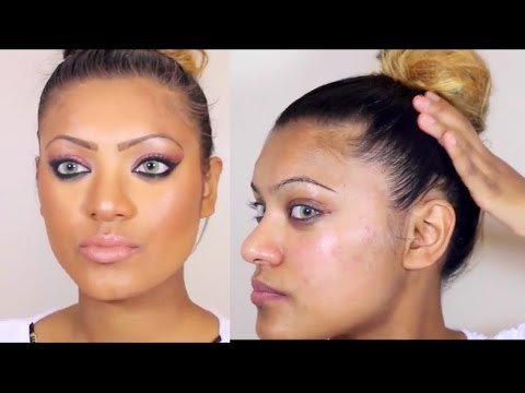 THE POWER OF MAKEUP BROWN SKIN TONE by Drodrigoo