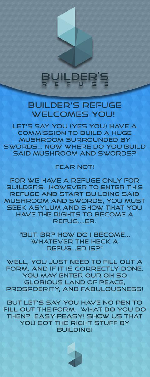 Builder's Refuge on Twitter: