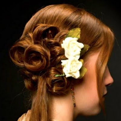 Elegant Holiday Hair by Asma P