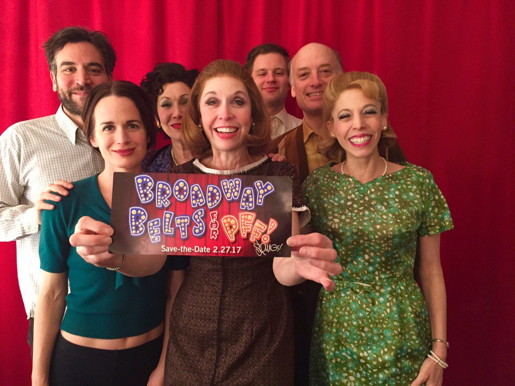 The cast of The Babylon Line @LCTheater supports Broadway Belts ! Come 2/27/17 call 312 854 2627 https://t.co/Ro2LaBXjW8