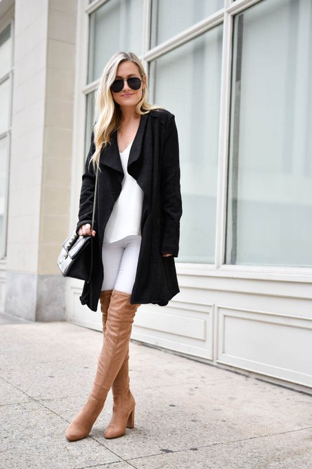 The Perfect Drape Coat