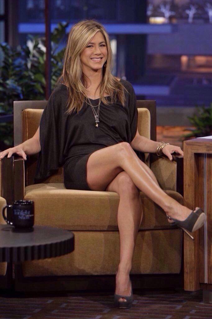Jennifer aniston stockings