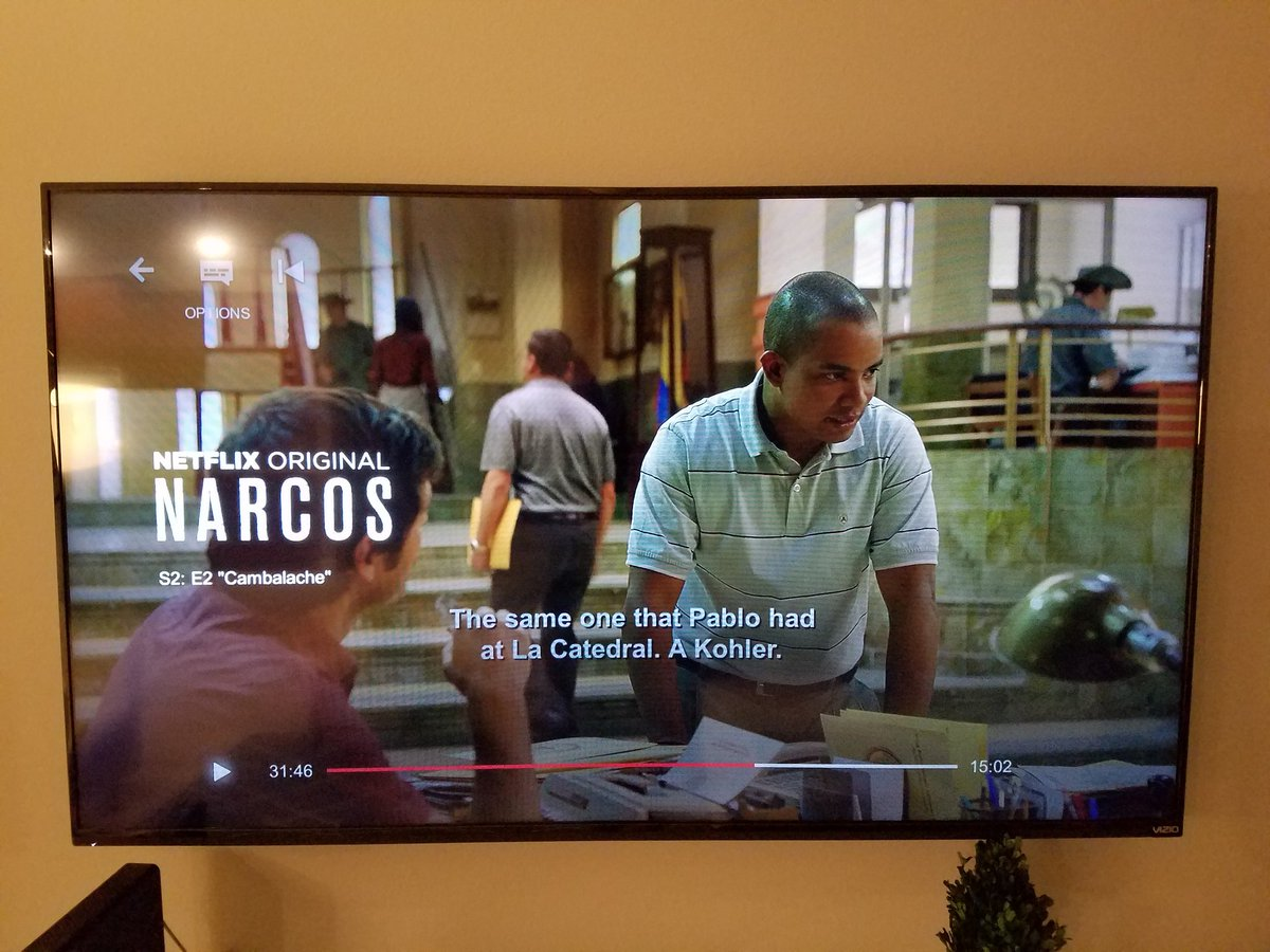 Alamagoozlum On Twitter Kohler Props On Narcos Ibs2017