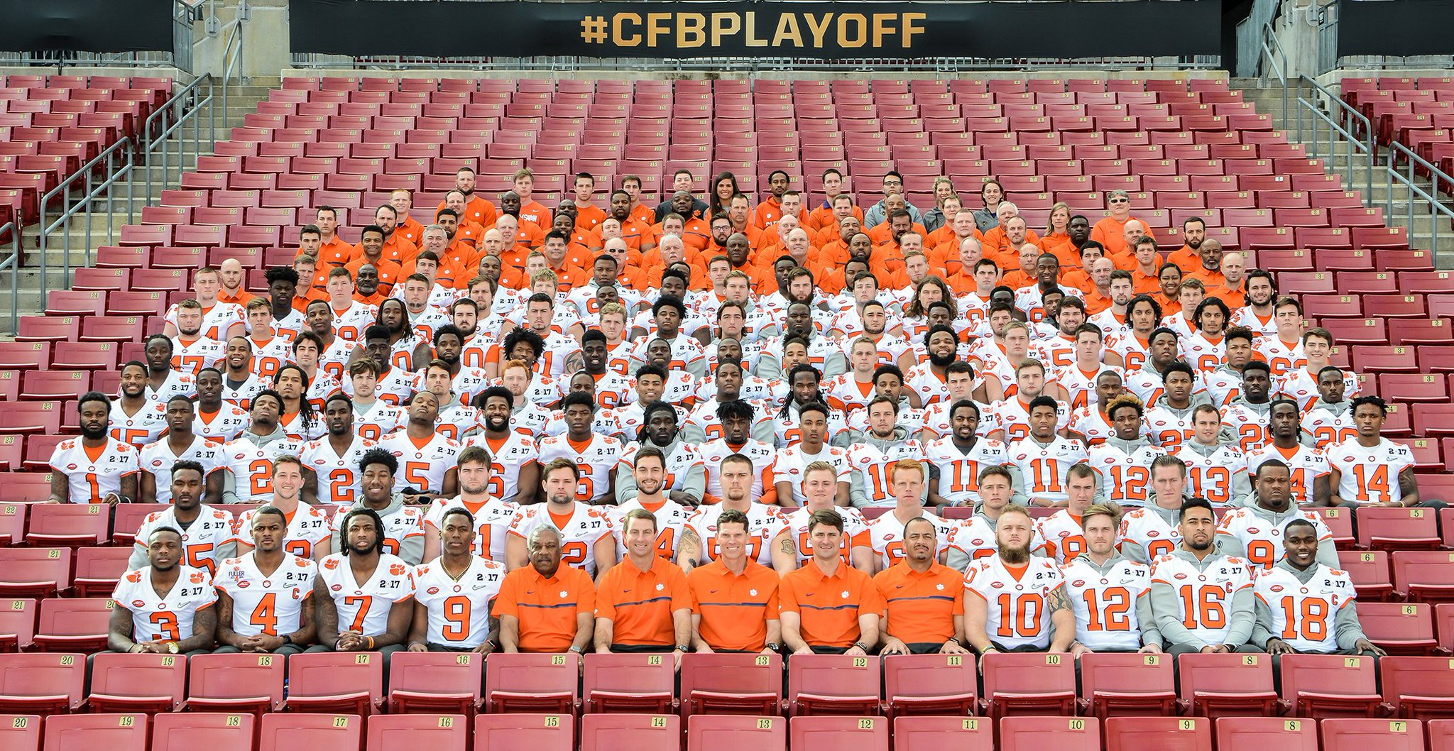 #ClemsonFamily #ALLIN #CFBPlayoff https://t.co/BkEfY7ithy