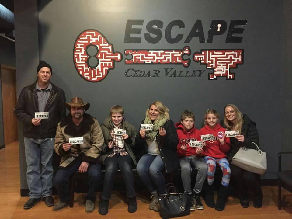 Escape Cedar Valley >> Escape Cedar Valley On Twitter These Bandits Were Caught