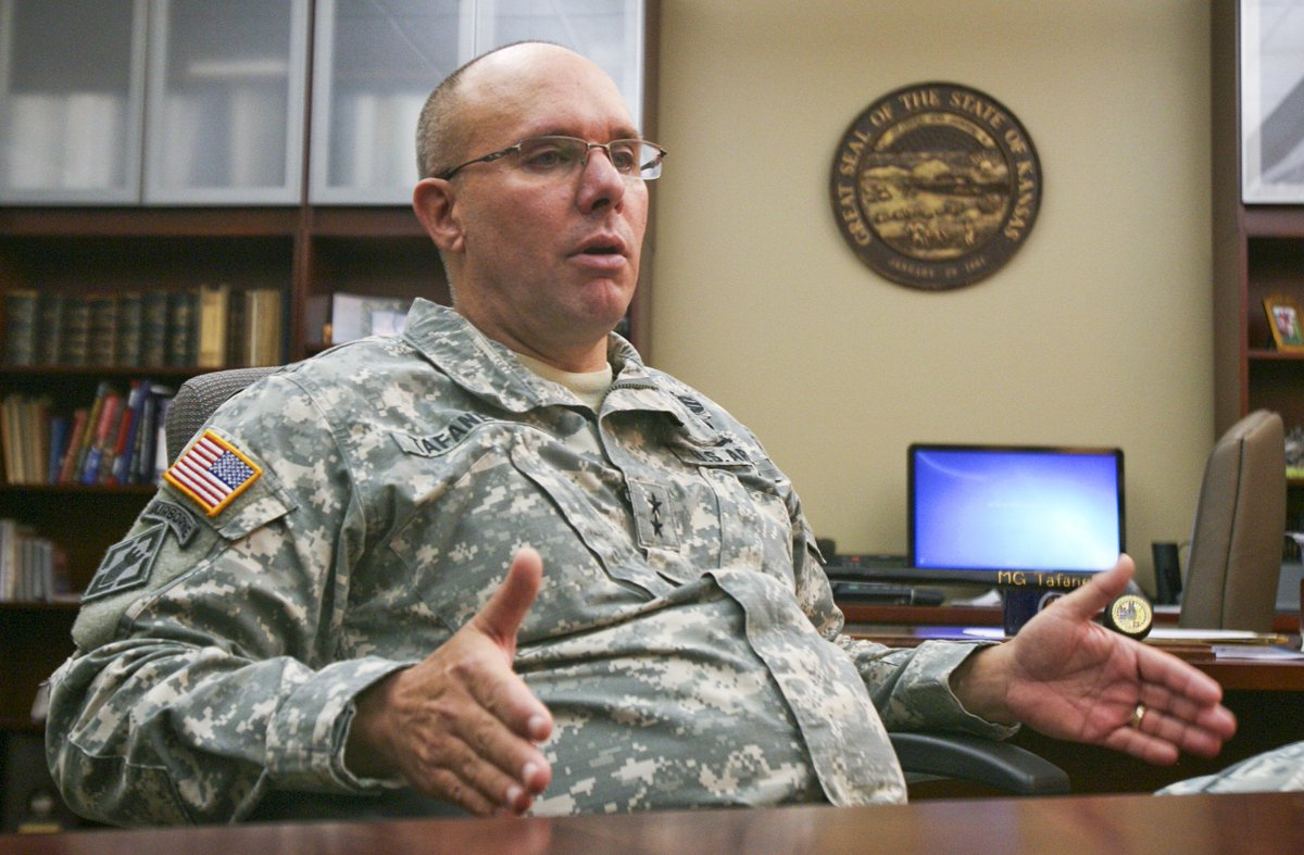 IN-DEPTH: Internal investigation of Kansas Guard pinpoints 'toxic' leadership https://t.co/oIbmIle415 https://t.co/C694F7p400