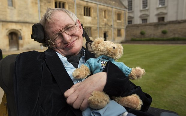 Happy birthday to professor Stephen Hawking, who turns 75 today! https://t.co/ZbIlyAJN9e