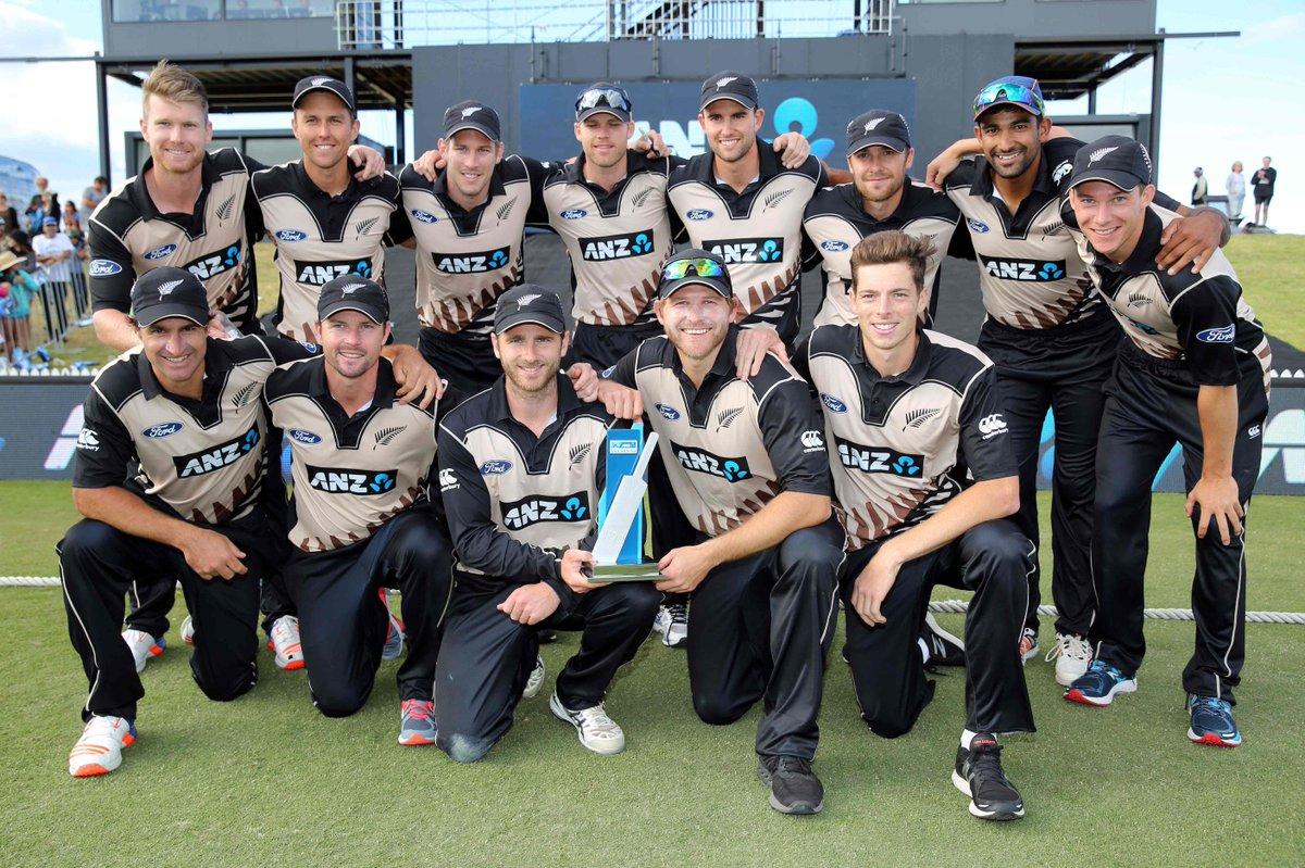 New Zealand sweep series against Bangladesh 3-0