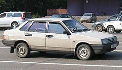 test ツイッターメディア - ラーダ サマーラ  1984年から2013年まで生産していた大衆車 オーストラリアからカナダ、イギリスまで輸出、しかし安っぽさと操縦性が悪く販売不振となる ロータリーエンジン搭載モデルも存在したが信頼性に欠け、現存数は少ない https://t.co/FIAtMZVygZ