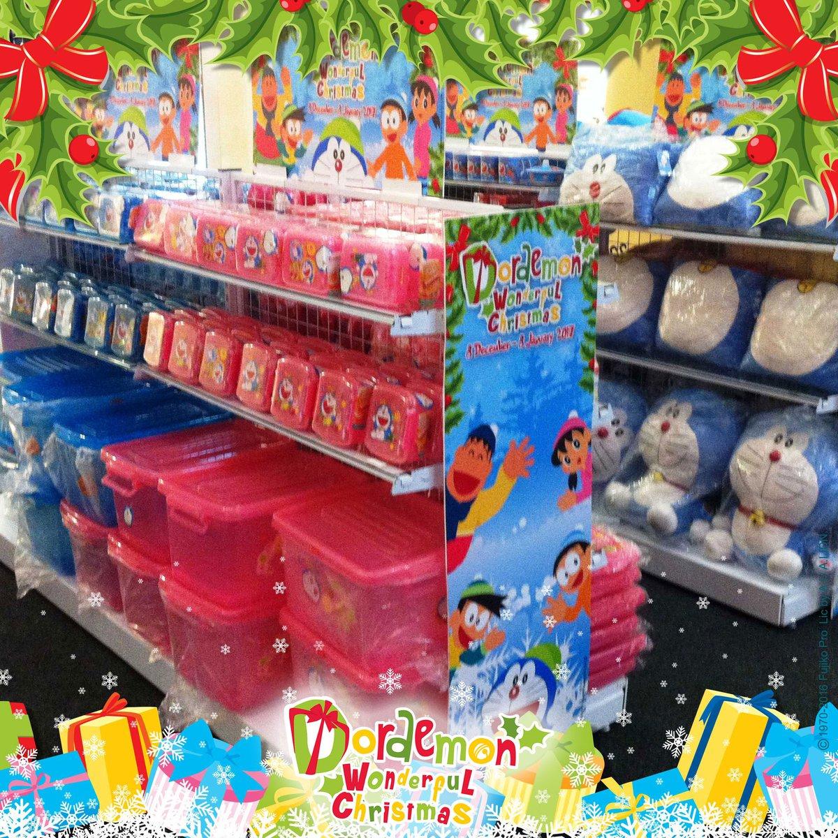 Berbagai merchandise menarik dengan tema Doraemon tersedia di Doraemon Retail Area.  Hari ini terakhir!  #ILoveDoraemon #DoraemonIndonesia https://t.co/xTv4cXreXj