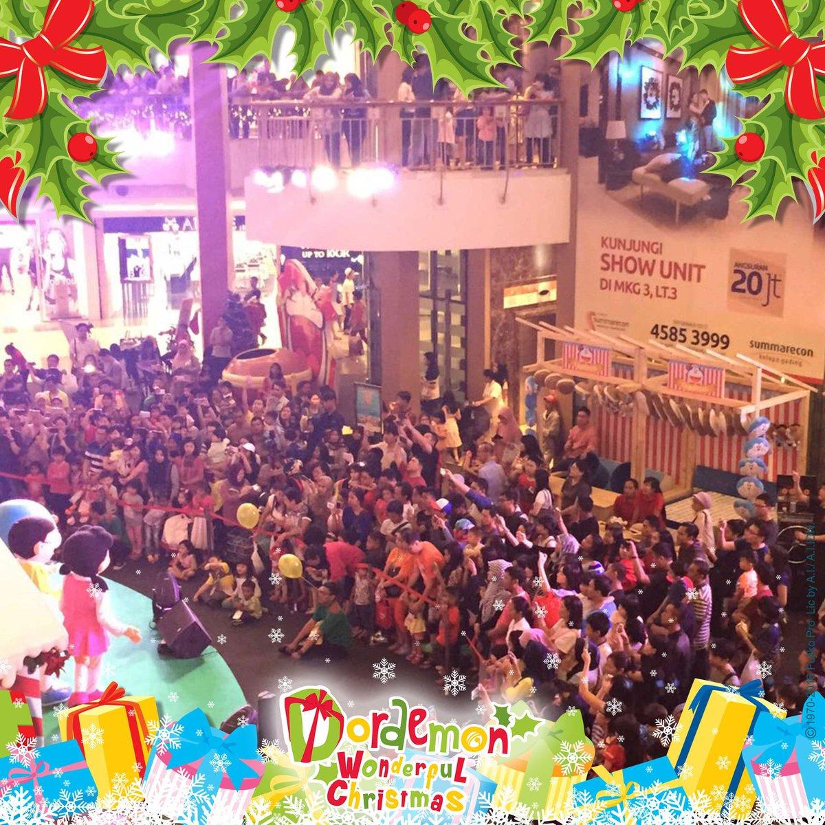 Yang ketinggalan Meet & Greet dengan Doraemon & Teman, jangan sedih! Masih ada 1 sesi terakhir pukul 7 PM.  Jangan lupa, hari ini terakhir! https://t.co/Z2IuNRxhkN