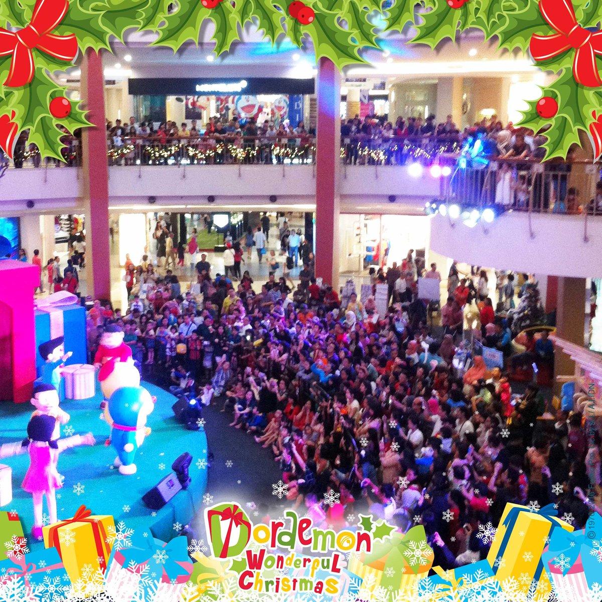 Ucapkan salam saat bertemu dengan Doraemon & Teman-Teman!  Hari inu terakhir loh!  #DoraemonMania #ILoveDoraemon #DoraemonIndonesia https://t.co/jx93tBco9M