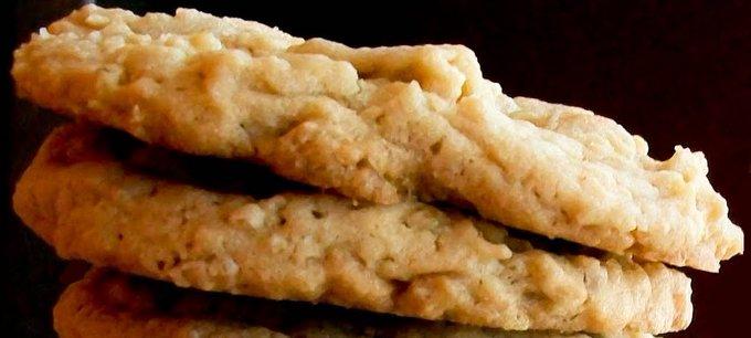 Scrumptious Splenda Oatmeal Cookies