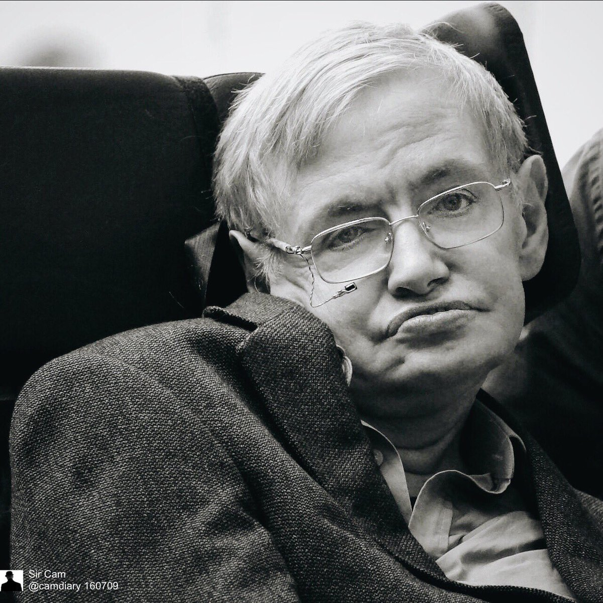 Happy 75th Birthday, Stephen Hawking. #Cambridge https://t.co/V6SUH3v1sW