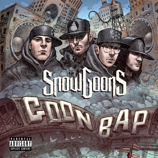 "#HHKMusic EXCLUSIVE! The Snowgoons (@Snowgoons) Give us 25 Facts About ""Goon Bap"" 