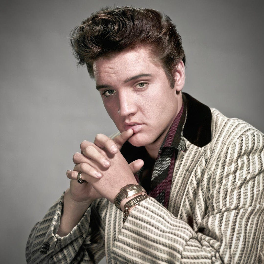 Happy Birthday to the one & only Elvis Presley, born on this date in 1935! #HappyBirthdayElvis https://t.co/amPgBExxig