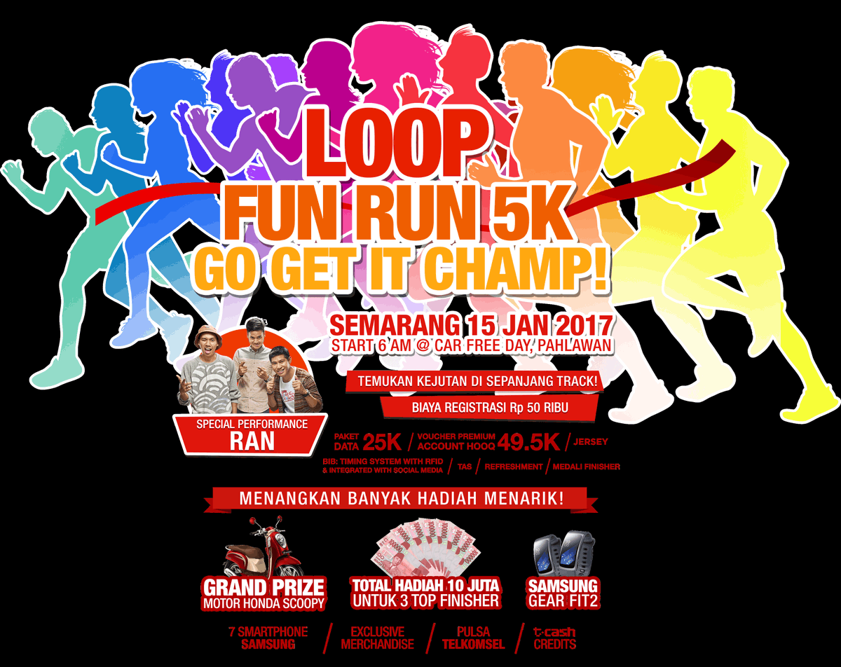 Loop Fun Run