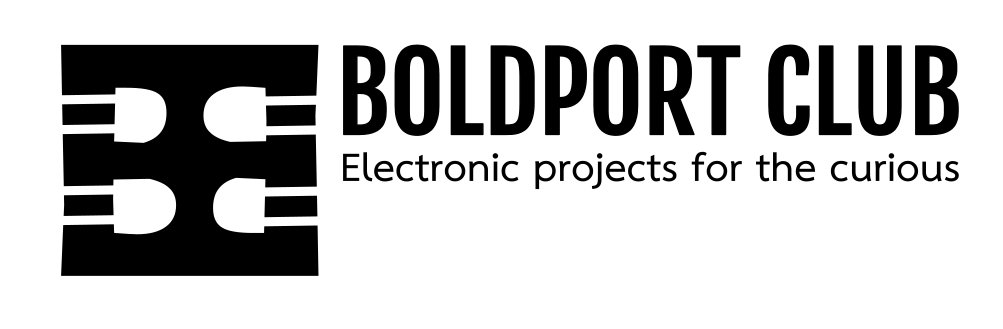 Nee #BoldportClub logo I came up with (after a lot of work!)