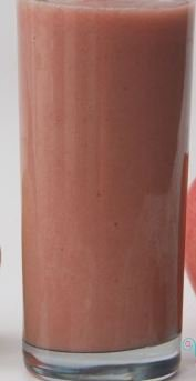 Apple Plum Smoothie