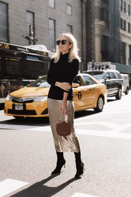 10 Outfits For Holiday Party Inspiration
