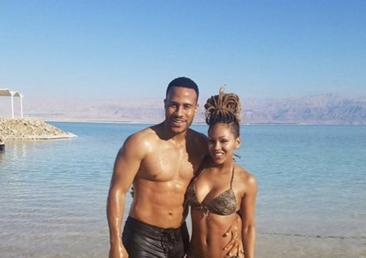 Meagan Good And Devon Franklin Took A Spiritual Trip To Israel For The New Year