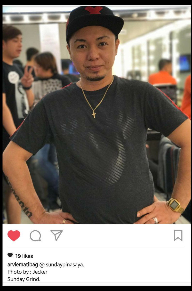 Watcha doing there Arvie on a Sunday, with Jecker, Mama Ten and Leysam??? I smell an #AlMaine in a taped SPS ep. <br>http://pic.twitter.com/8RYyLUr5pz