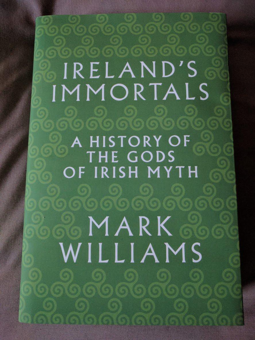 irelands immortals a history of the gods of irish myth