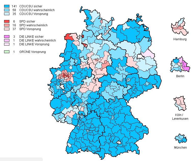 constituency deutsch