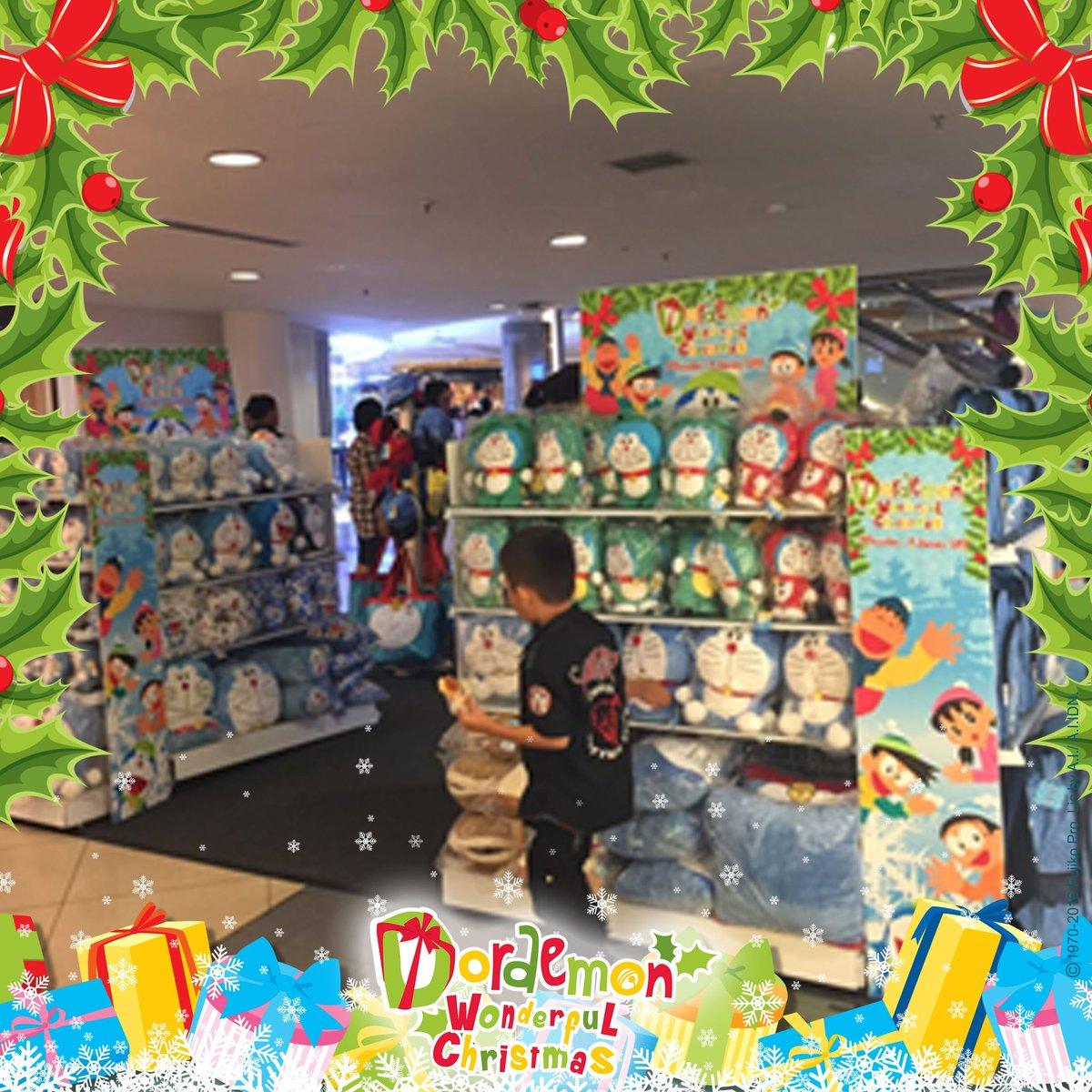 Boneka Doraemon yang lucu untuk koleksi kalian.  #Doraemon #DoraemonAddict #DoraemonMania #ILoveDoraemon #DoraemonIndonesia https://t.co/Y2bmLX9QX8