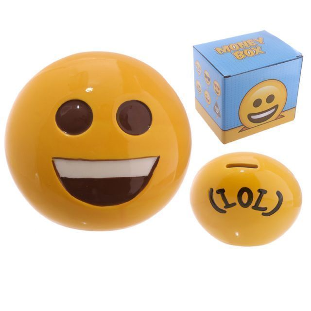 Use the code JAN for 20% off. Big Smile Emotive Money Box. Visit &gt;&gt;  http:// buff.ly/2iQjysD  &nbsp;    #Gifts #87RT <br>http://pic.twitter.com/sWBE3BJsQj