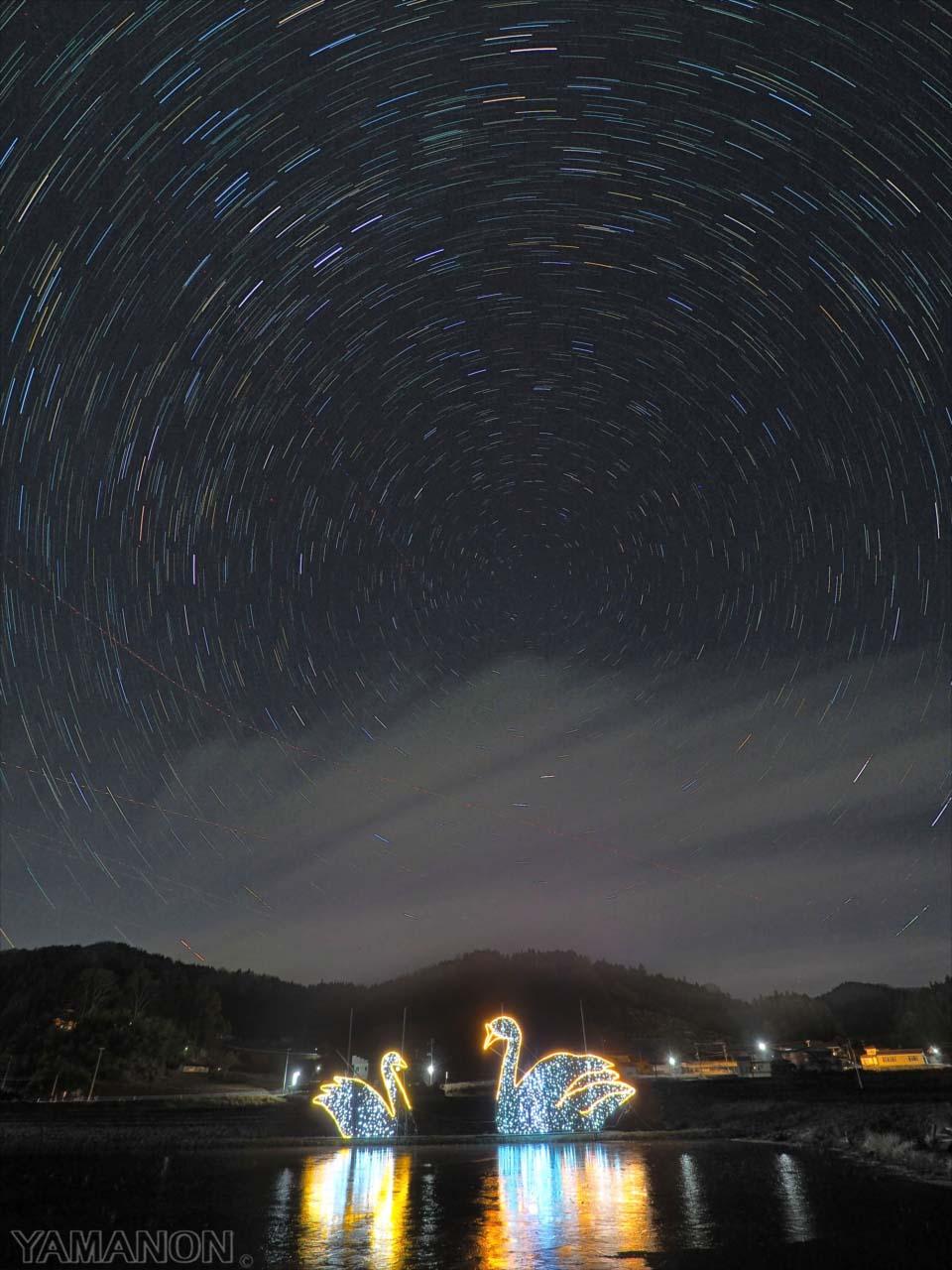 トリ年なのでトリのある星景をトリに行く。