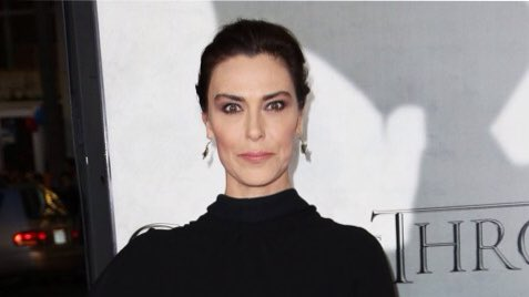Happy birthday Michelle Forbes! (1965) Forbes was Ensign Ron on Star Trek: The Next Generation.