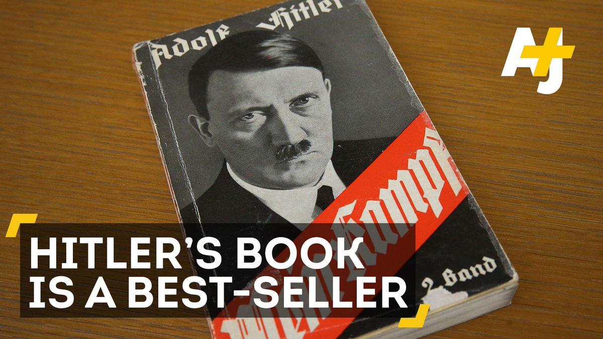 Hitler Autobiography Book