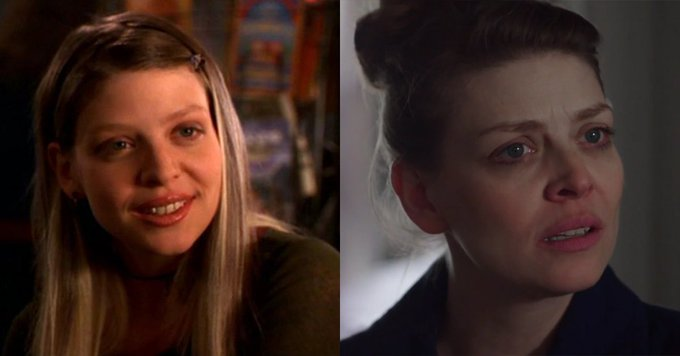 Happy 40th birthday to (Buffy the Vampire Slayer, The Crush, The Crooked Man):