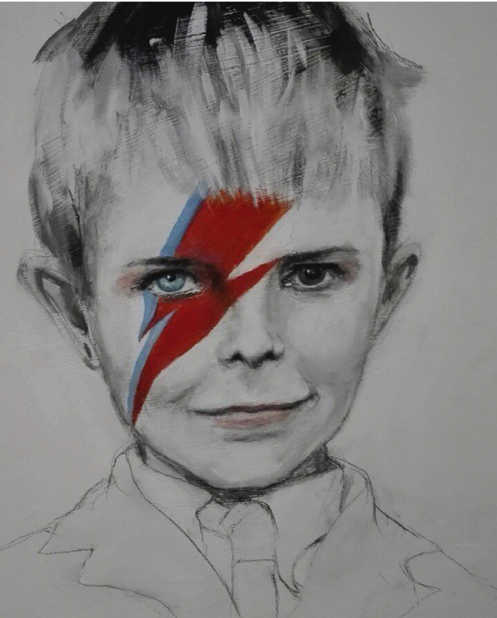 Jan 8th #ForeverLove #BowieForever https://t.co/dDq5Sus5pS