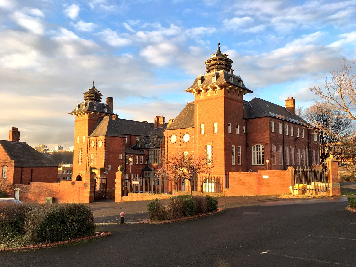 Dan Jackson On Twitter Ouseburn School Newcastle Upon Tyne By Frank Rich 1892 Dutch Gables And Chinese Pagodas Because Why Not